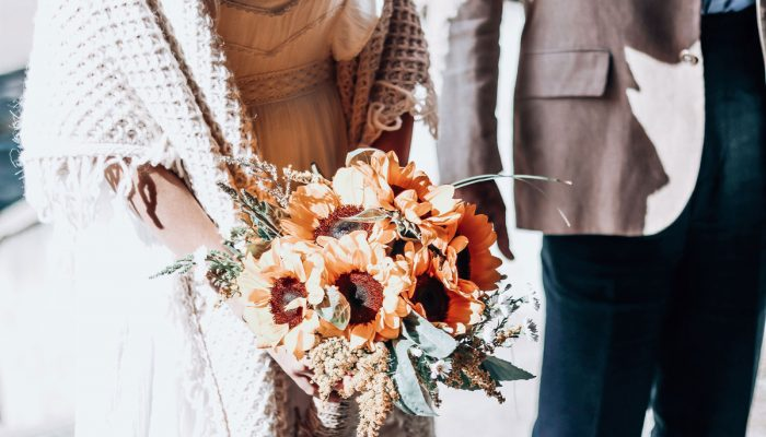 An alpine Boho Wedding, sustainable and chic