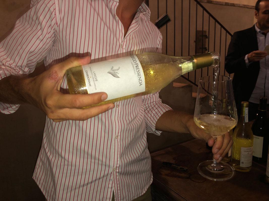Un matrimonio libanese nelle Langhe: si inizia con un buon vino