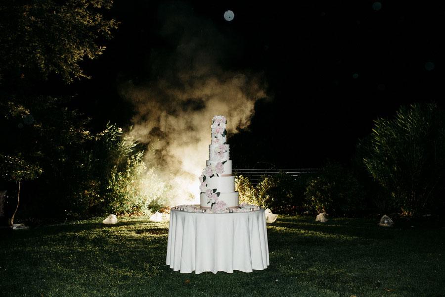Un matrimonio libanese tra cibo e vino nelle Langhe: sera
