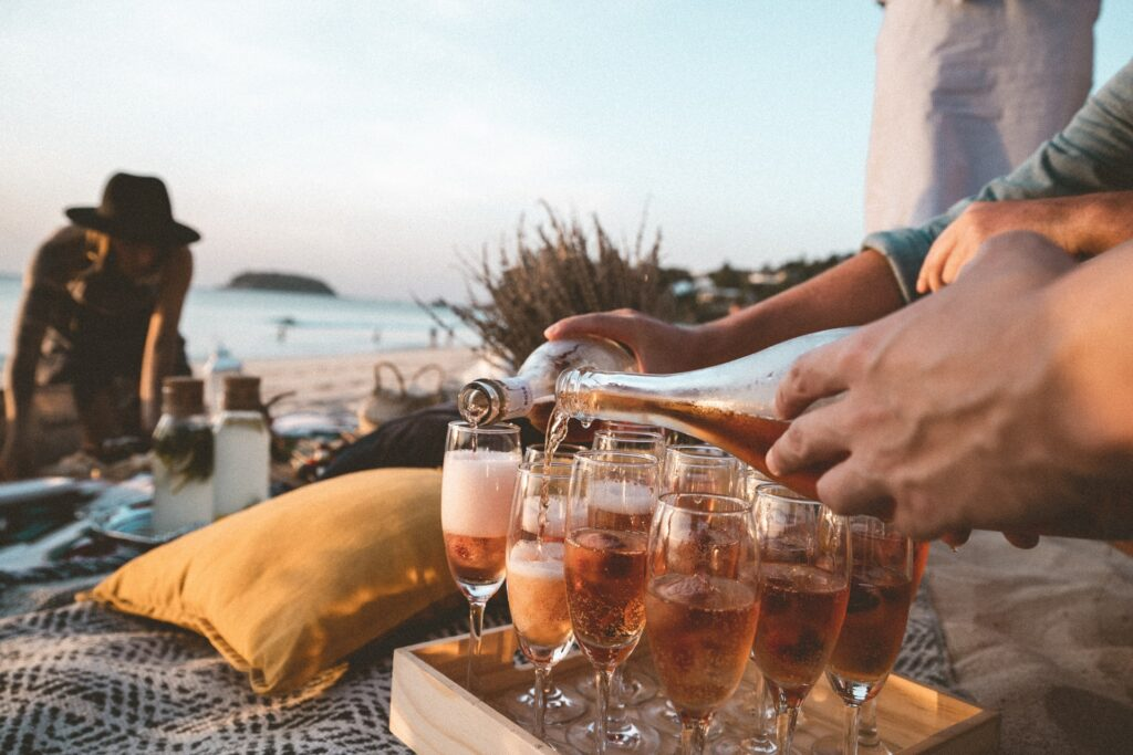 mini wedding liguria ricevimento in spiaggia