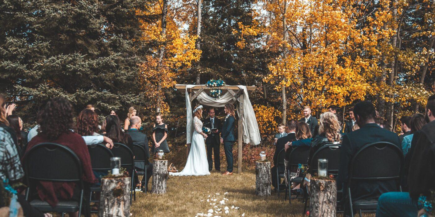 mini wedding: matrimonio intimo e a prova di covid