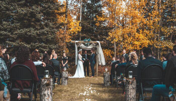 Mini Wedding: i vantaggi di un matrimonio intimo dei nostri tempi